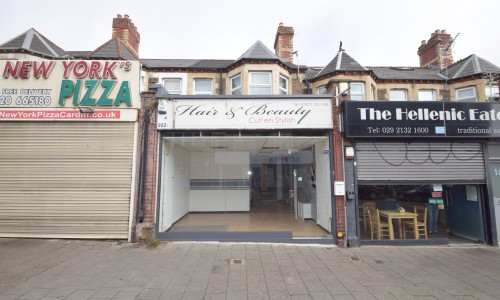 Crwys Road, Commercial Property  - Cardiff Letting Agents